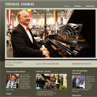 Thomas Andras Jazz & Party Pianist